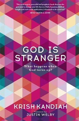God Is Stranger by Krish Kandiah image