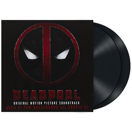 Deadpool Original Soundtrack (2LP) by Tom Aka Junkie Xl Holkenborg