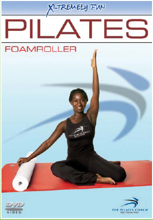 Pilates - Foamroller on DVD image