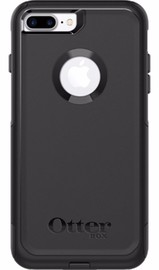 OtterBox Commuter Case for iPhone 7/8 Plus - Black