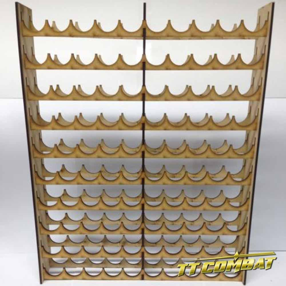 TTCombat: Mega Paint Rack - Vallejo (100 Pots) image