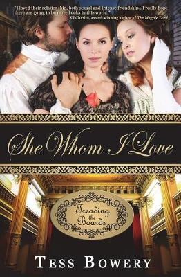 She Whom I Love by Tess Bowery image