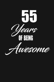 55 years of being awesome by Nabuti Publishing image