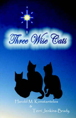 Three Wise Cats by Terri Jenkins-Brady image