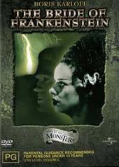 Bride Of Frankenstein on DVD