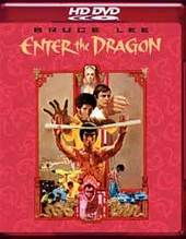 Enter The Dragon on HD DVD