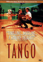 Tango on DVD