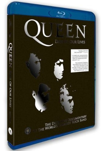 Queen - Days Of Our Lives on Blu-ray