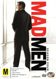 Mad Men - The Complete 4th Season (3 Disc Set) on DVD
