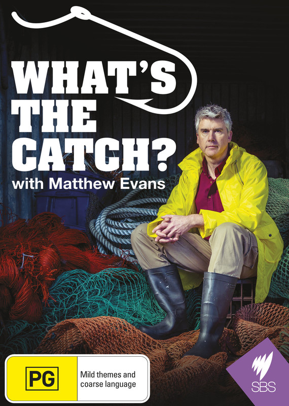 What's the Catch? with Matthew Evans on DVD
