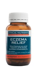 Ethical Nutrients Eczema Relief (60 Capsules)