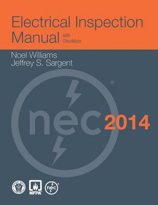 Electrical Inspection Manual, 2014 Edition by Noel Williams image