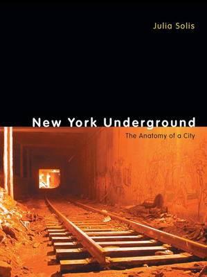 New York Underground by Julia Solis