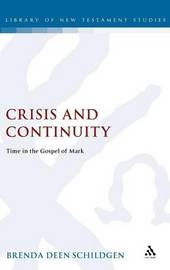 Crisis and Continuity by Brenda Deen Schildgen