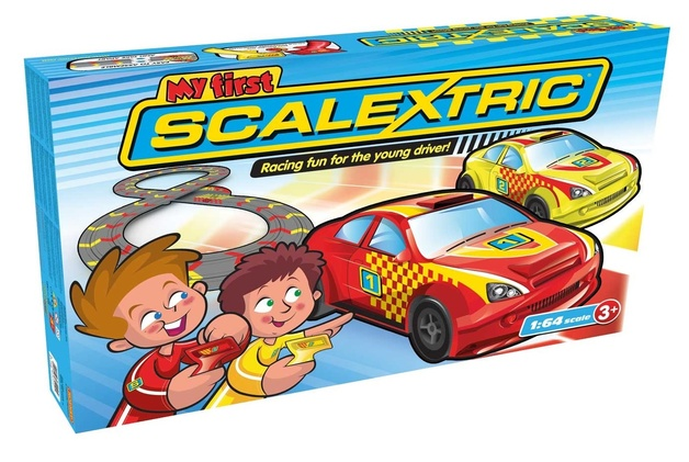 Scalextric: My First Scalextric - Slot Car Set
