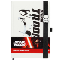 Star Wars Episode VII Premium A5 Notebook - Stormtrooper