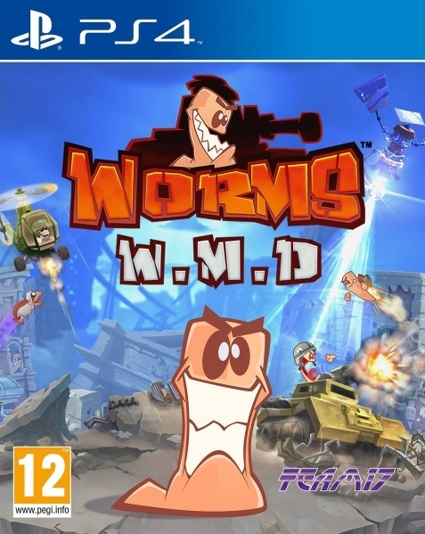 Worms W.M.D for PS4