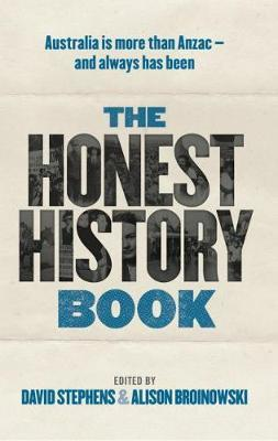 The Honest History Book image