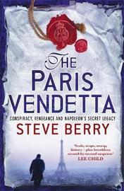 The Paris Vendetta by Steve Berry image