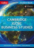 Cambridge IGCSE Business Studies Student Book by Andrew Dean