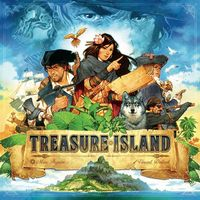 Treasure Island - Board Game