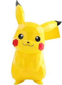 Polygo Pokemon: Pikachu - Action Figure