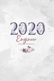 2020 Engineer Diary Planner by Elizabeth Riley