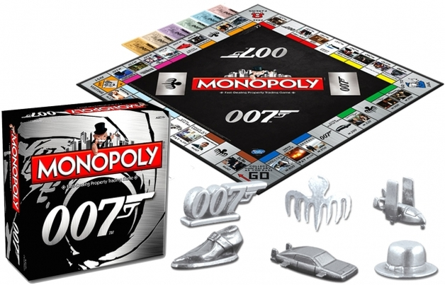 Monopoly: James Bond
