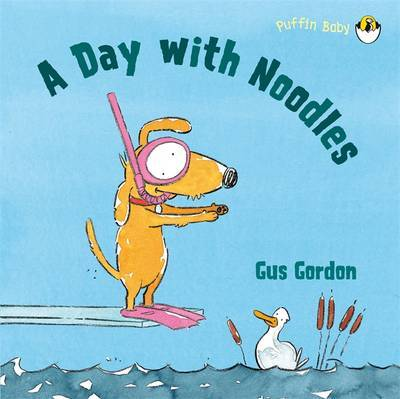 A Day with Noodles by Gus Gordon image