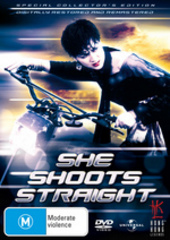 She Shoots Straight - Special Collector's Edition on DVD