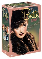 Bette Davis Collection (4 Discs) on DVD
