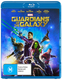 Guardians of the Galaxy on Blu-ray