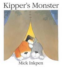 Kipper's Monster by Mick Inkpen image