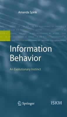 Information Behavior by Amanda Spink