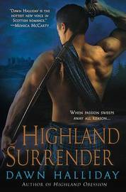 Highland Surrender by Dawn Halliday image