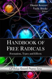 Handbook of Free Radicals image