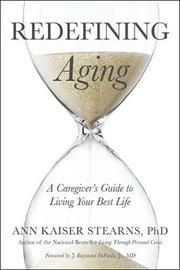 Redefining Aging by Ann Kaiser Stearns image
