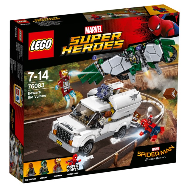 LEGO Super Heroes: Beware the Vulture (76083)
