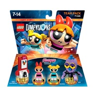 LEGO Dimensions Team Pack - The Powerpuff Girls (All Formats) for  image