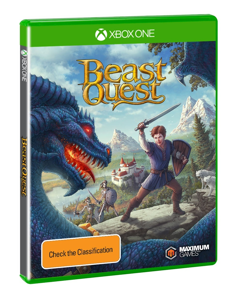 Beast Quest for Xbox One image