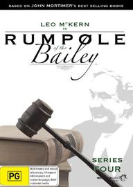 Rumpole of the Bailey - Series 4 (2 Disc Set) on DVD