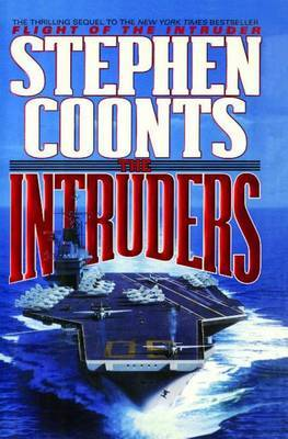 The Intruders by Stephen Coonts image