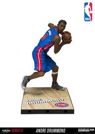 """NBA SportsPicks: Andre Drummond (Detroit Pistons) - 6"""" Action Figure"""