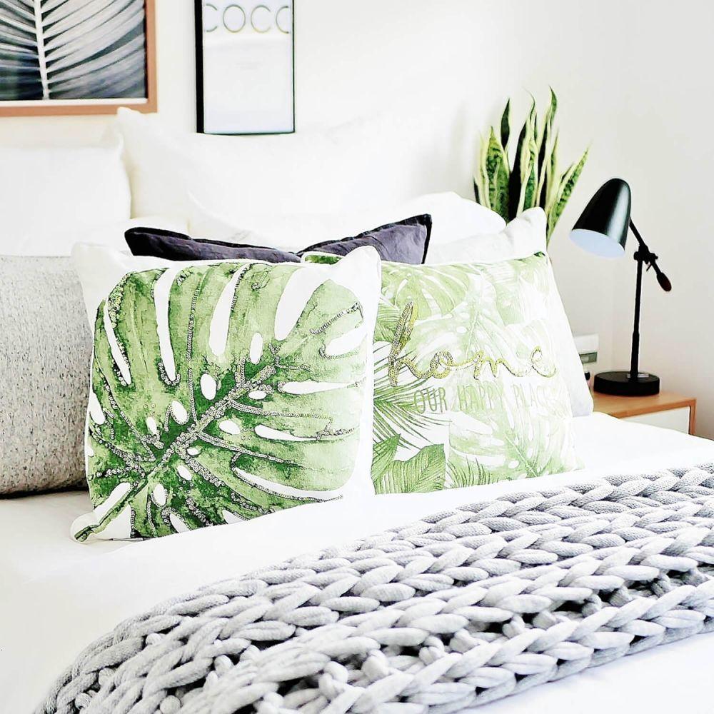 Botanical Cushion - Home image