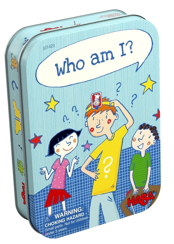 Who am I? - Children's Game