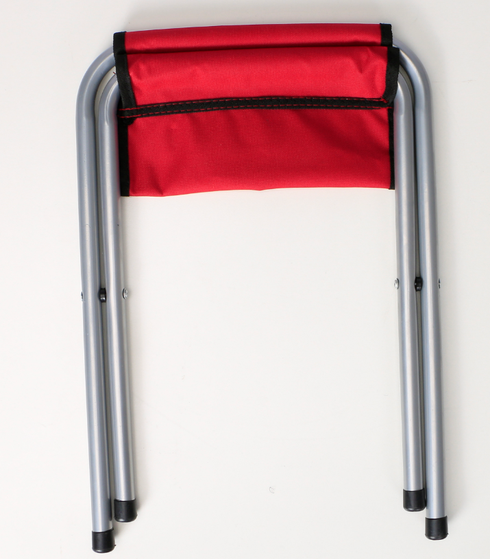 Outdoor Camping Compact Folding Chair | Colour: Maroon image