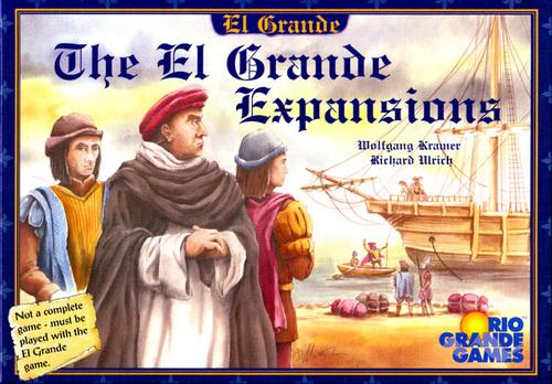 El Grande Expansions Pack image