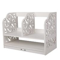 Small Bookshelf for Desktop Storage (39.5x20.5x29cm)