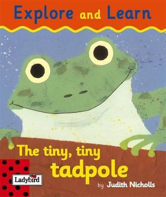 The Tiny Tiny Tadpole by Judith Nicholls image
