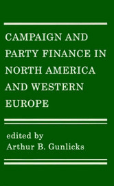 Campaign and Party Finance in North America and Western Europe image